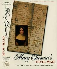 Mary Chesnut's Civil War, Chesnut, Mary, Good Book