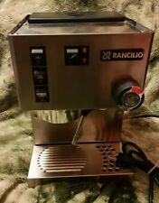 New ListingProfessional Rancilio Silvia Espresso Machine - Stainless Steel