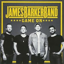 James Barker - Game On [New CD] Extended Play, Canada - Import