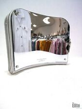 Maison Margiela Curved Mirror and Leather Clutch . #M900/6M