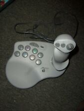 Sony Playstation 1 PS1 Mad Catz Flight Stick Controller