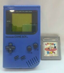 Nintendo Game Boy Classic Colore BLU