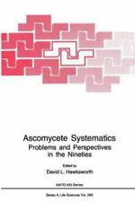Ascomycete Systematics: Problems and Perspectives in the Nineties-ExLibrary