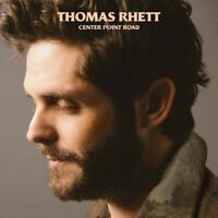 Thomas Rhett - Center Point Road [CD] Sent Sameday*