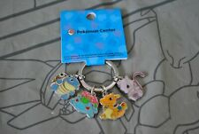 Pokemon Center Charizard Mewtwo Venusaur Blastoise Pokedoll Key Ring 2013