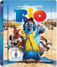 RIO (Blu-ray 3D + Blu-ray Disc) Steelbook NEU+OVP