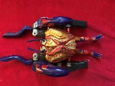 Transformers Beast Wars rampage treads inststructions partial box no weapons