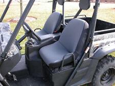 New Utv Yamaha Rhino Neoprene Seat Covers Grey Pair  X 63210.09