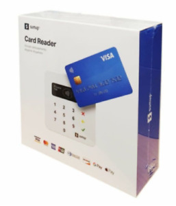 Sumup Card Reader - Accept Contactless and Chip & PIN, Apple Pay and Google Pay