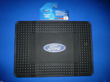 Ford Blue Oval Logo Rubber Cargo Floor Trunk Area  Mat Truck SUV Van
