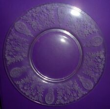 Tiffin Franciscan JUNE NIGHT Luncheon Plate 8 1/8""