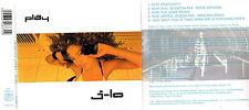 CD-Single Jennifer Lopez - Play - 5 Tracks - sehr gut erhalten!