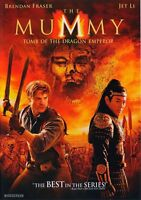 The Mummy: Tomb of the Dragon Emperor (DVD, 2008) *Widescreen*