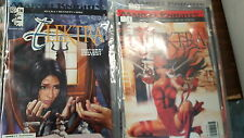 from Daredevil ELEKTRA Comic lot 1-35 variant of 2 VF+ bagged