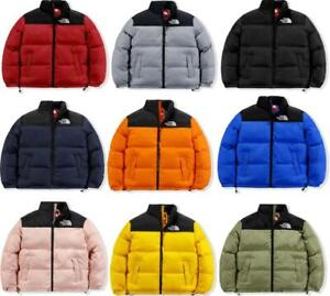 The North Face Womens Mens Winter Warm Down Jacket Outerwear Puffer Parka Coat