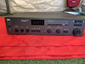 Vintage NAD 7175PE power envelope receiver stereo amplifier Parts Or Repair