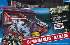 Hot Wheels Expandables Car Race Track Garage Mattel Ages 3+ New Toy Boys Girls