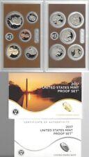 USA: United States Mint Proof Set 2017, 2,91 Dollar, 10 Münzen