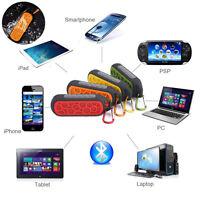 Bluetooth Mini Lautsprecher Sprecher Wasserdicht MP3 USB Radio Musik Sport Box