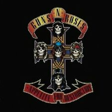 Guns N 'Roses-appetite for Destruction CD 12 tracks Classic HARD ROCK NUOVO