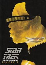 Star Trek Next Generation Season 5 - DVD Region 1