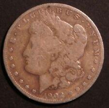 1902 O Circulated Morgan Silver Dollar Coin