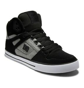 DC SHOES PURE HIGH TOP WC  ADYS400043 KBA  MENS UK SIZES 9 - 12
