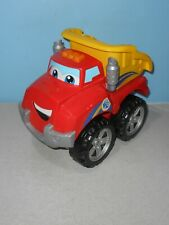 2011 Hasbro Tonka Chuck & Friends Tumbling Chuck Truck Talking Play Toy