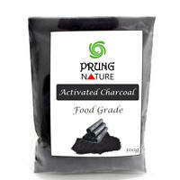 100% Food grade activated charcoal bamboo powder teeth whitening acne face mask.