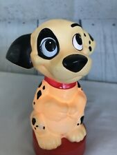 Vintage 101 Dalmations Lamp Nightlight Happiness Express Works Great! Rare