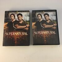 Supernatural: The Complete Eighth Season (DVD, 2013, 6-Disc Set) w/ Slipcover