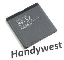 Original Nokia bp-5z acu batería para 700 n700 zeta 1080mah