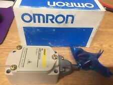 NEW OMRON WL D-G Limit Switch 10a