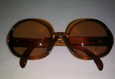 Vtg Authentic  60s SunGlasses RX Brown  Frame Austria 130/5