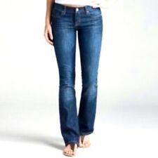 Paper Denim & Cloth Womens Bridget Low Rise Bootcut Jeans Size 32
