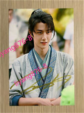 The Legend of Fei Wang Yibo Zhao Liying Handsigned Autograph Collection Photo 有翡
