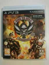RIDE TO HELL RETRIBUTION PS3 COMPLET