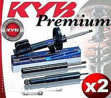 2x FRONT KYB PREMIUM Shock Absorbers Alfa 75 & 90 1984-92 #443248