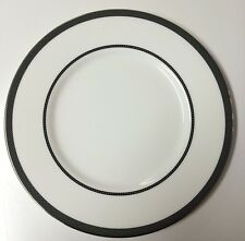 """NEW MONIQUE LHULLIER for ROYAL DOULTON  COUTURIER 9"""" ACCENT PLATE"""