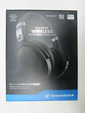 Sennheiser HD 4.50 BTNC Kabellose Bluetooth Kopfhörer mit NoiseGard Schwarz NEU