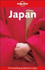 Lonely Planet Japan By Chris Rowthorn, Andrew Bender, John Ashburne, Sara Benso