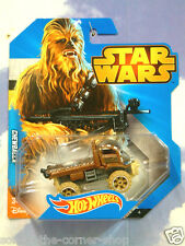 EXCELLENT Mattel Hot wheels star wars chewbacca wookie Voiture / CAMION état