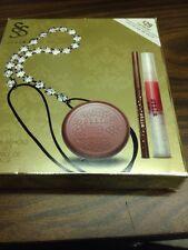 Stila Glow & Behold Makeup Set - Eyes, Lips & Cheeks Magnolia Jeweled Headband