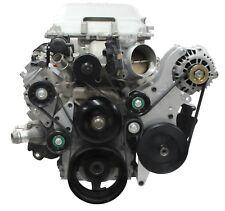 Lsa Accessory Drive 6 Rib Truck System Alternator and Power Steering Bracket