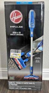 Hoover Impulse Grab & Go Cordless Multi-Attachment Vacuum - NEW