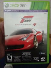 GREAT DEAL! Forza Motorsport 4 xbox360 Racing(Videogames) no manual tested