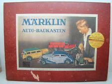 MARKLIN - 1076 - AUTO BAUKASTEN - MERCEDES BENZ RENNEWAGEN - 75 ANS - 1914/1989