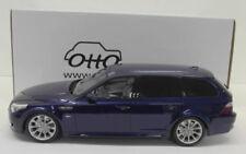 Artículos de automodelismo y aeromodelismo color principal azul de resina BMW