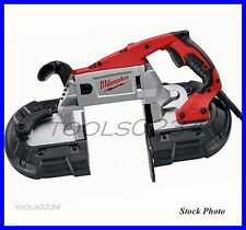 Milwaukee 6238-20 Deep Cut Band Saw AC/DC, Tool Only  Free Shipping
