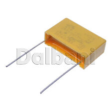 Polypropylene Safety Plastic Film Capacitor HQX  474 K X2 275V HQX Pitch 22mm
